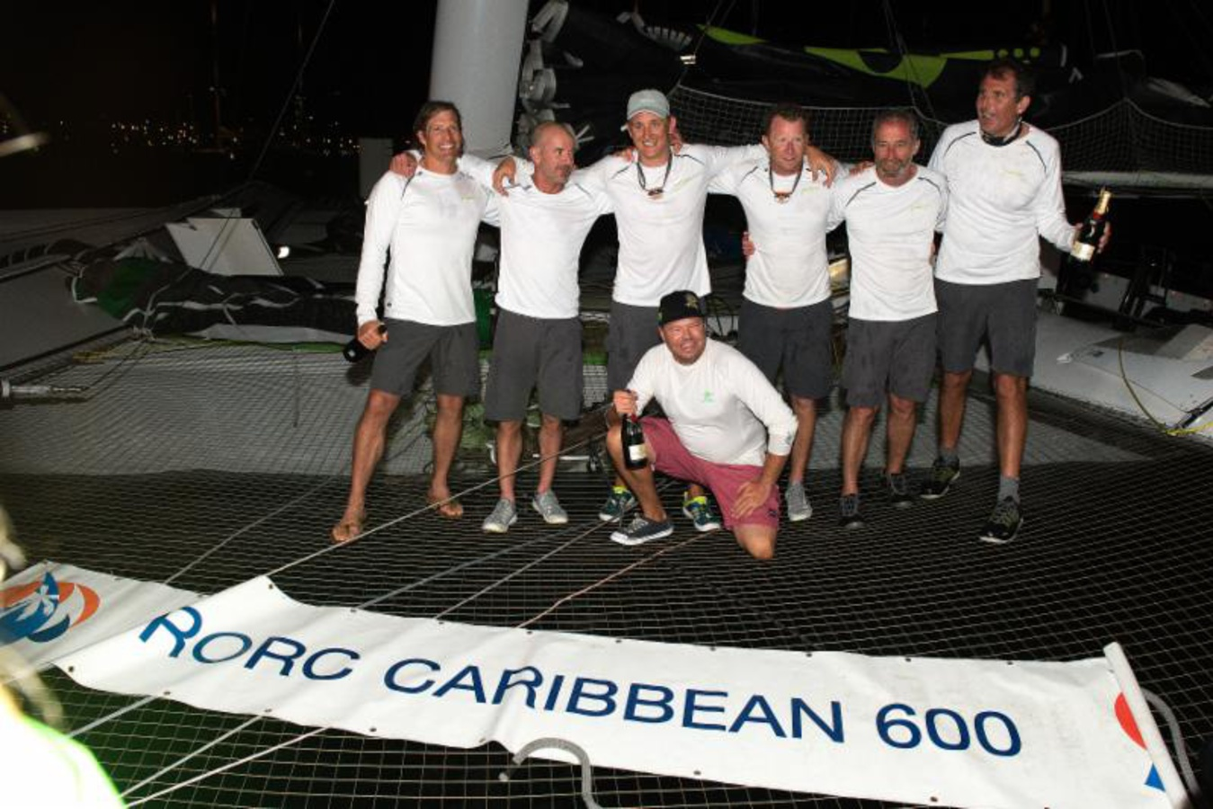 Multihull Line Honours for Phaedo3
