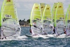 Qualifications come to an end at the North American Windsurfing Championships
