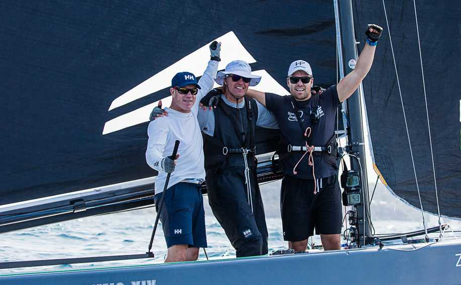 Artemis XIV secures 5.5 world title after exciting final day in Pittwater