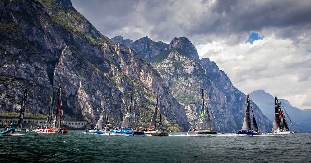 Formidable line-up for first GC32 World Championship
