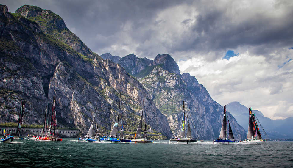 First GC32 World Championship will be held on Lake Garda