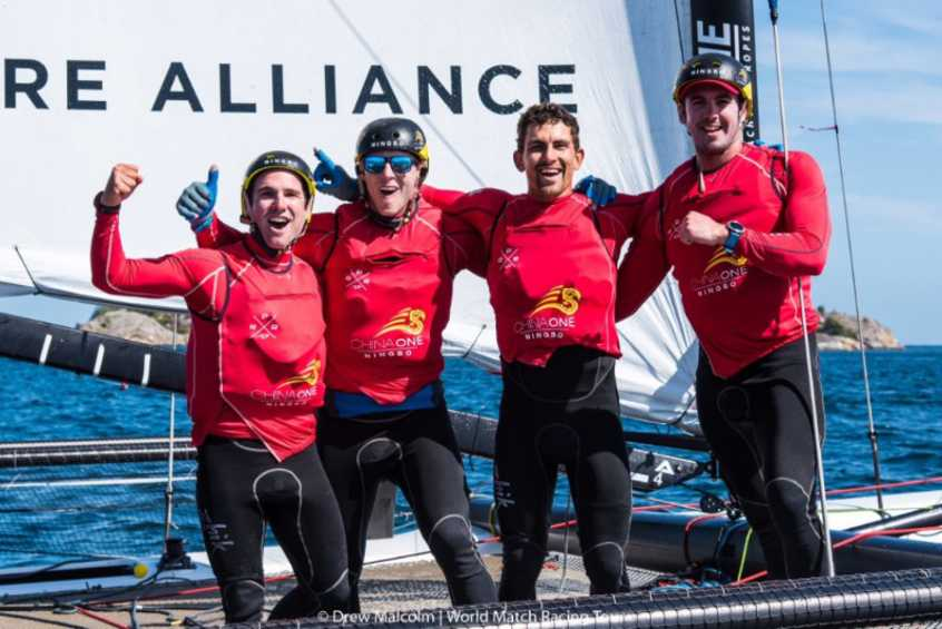 World Champions Slog it Out in Big Breeze Match Cup Norway Final