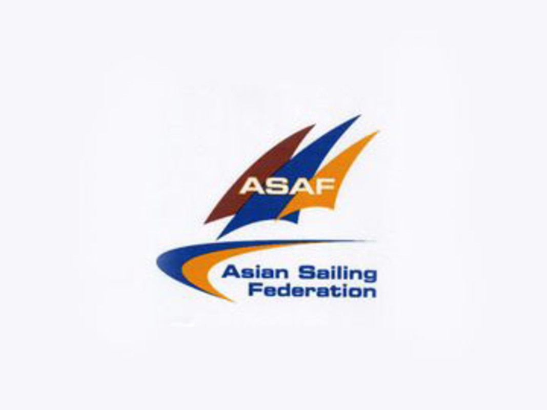 Asian Sailing Federation Logo