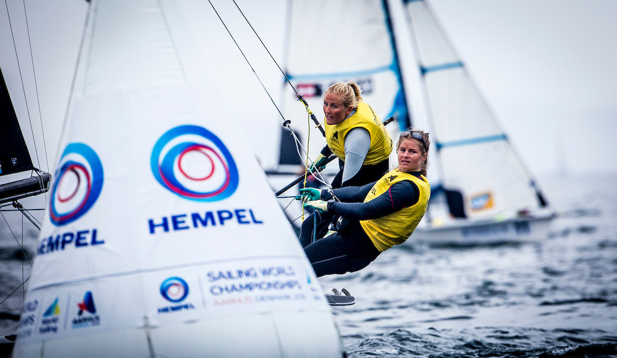 World Sailing appoints Sunset+Vine for the Hempel Sailing World Championships Aarhus 2018