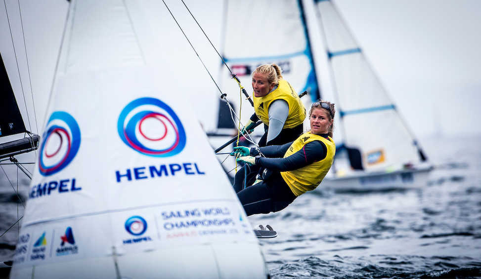 World Sailing appoints Sunset+Vine for Hempel Sailing World Championships Aarhus 2018