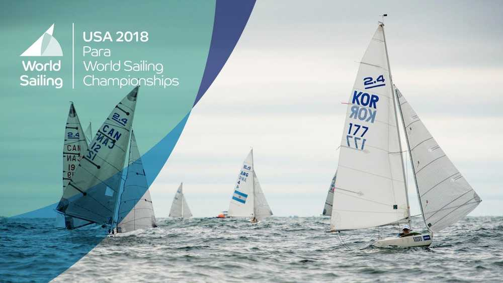 Day 3 Highlights | Para World Sailing Championships: Sheboygan, USA