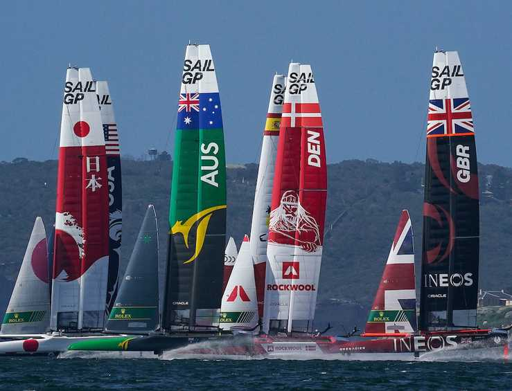 Bermuda and Italy selected to host first SailGP events of second season