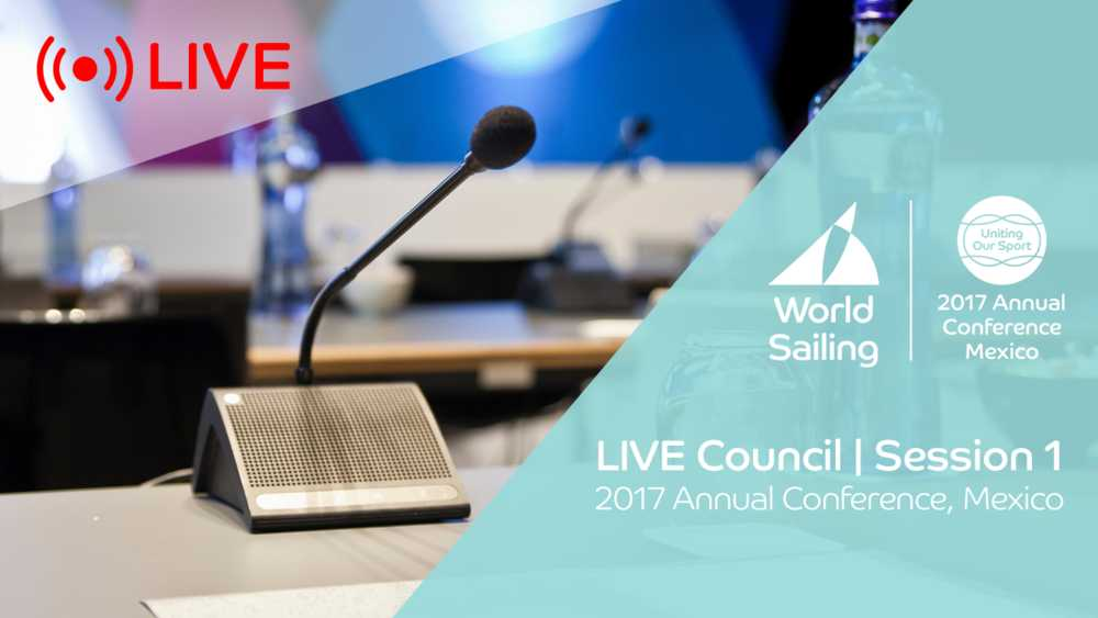 World Sailing Council | 10 November 2017