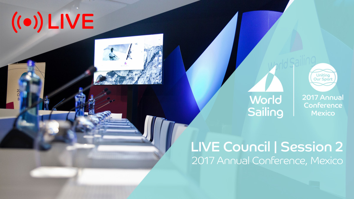 World Sailing Council | 11 November 2017