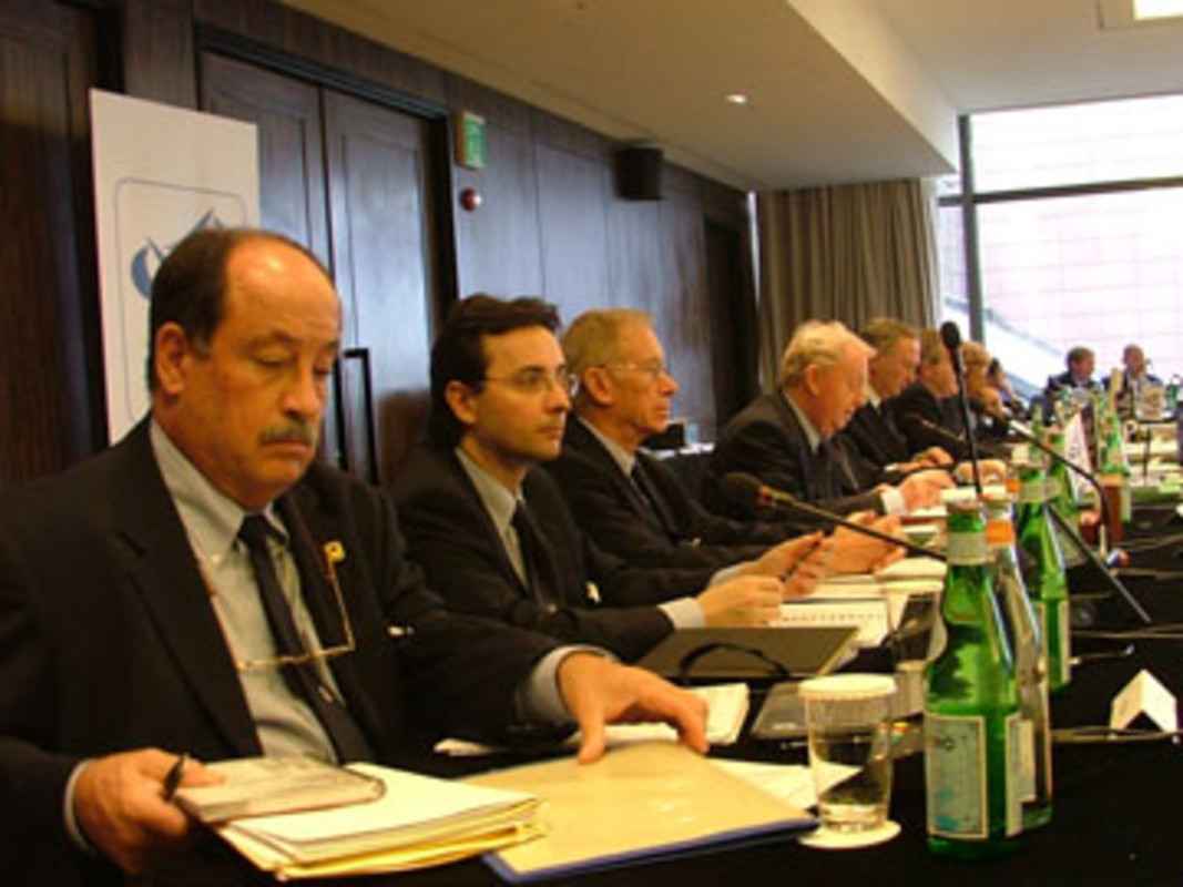 The ISAF Executive Committee