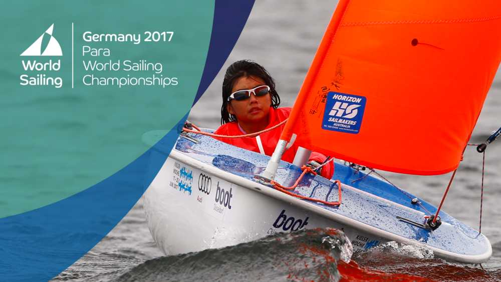 Day 3 Highlights - Para World Sailing Championships | Kiel 2017