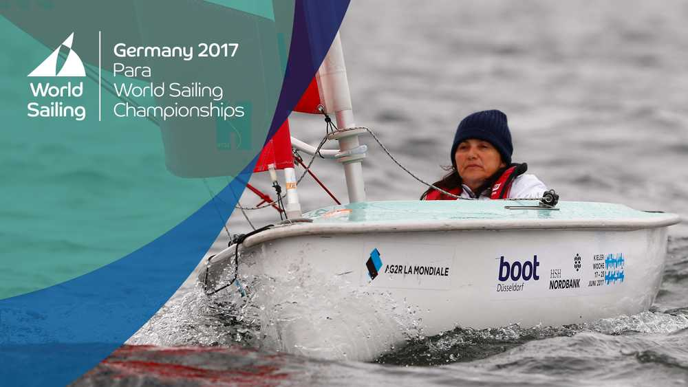 Day 4 Highlights - Para World Sailing Championships | Kiel 2017
