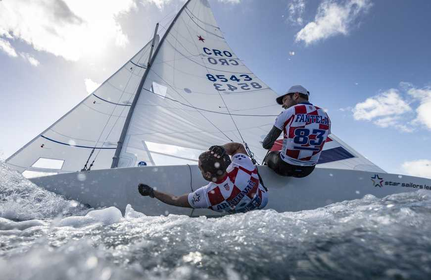 World Sailing extends Star Sailors League Special Event agreement
