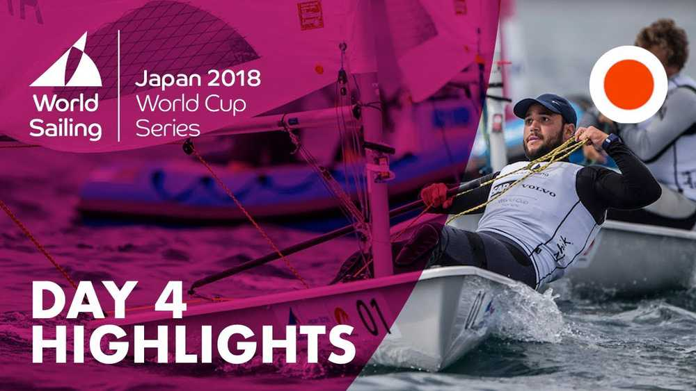 Day 4 Highlights | World Cup Series: Enoshima, Japan 2018