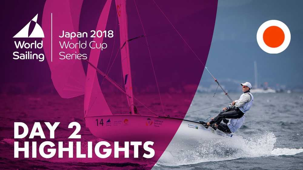 Day 2 Highlights | World Cup Series: Enoshima, Japan 2018