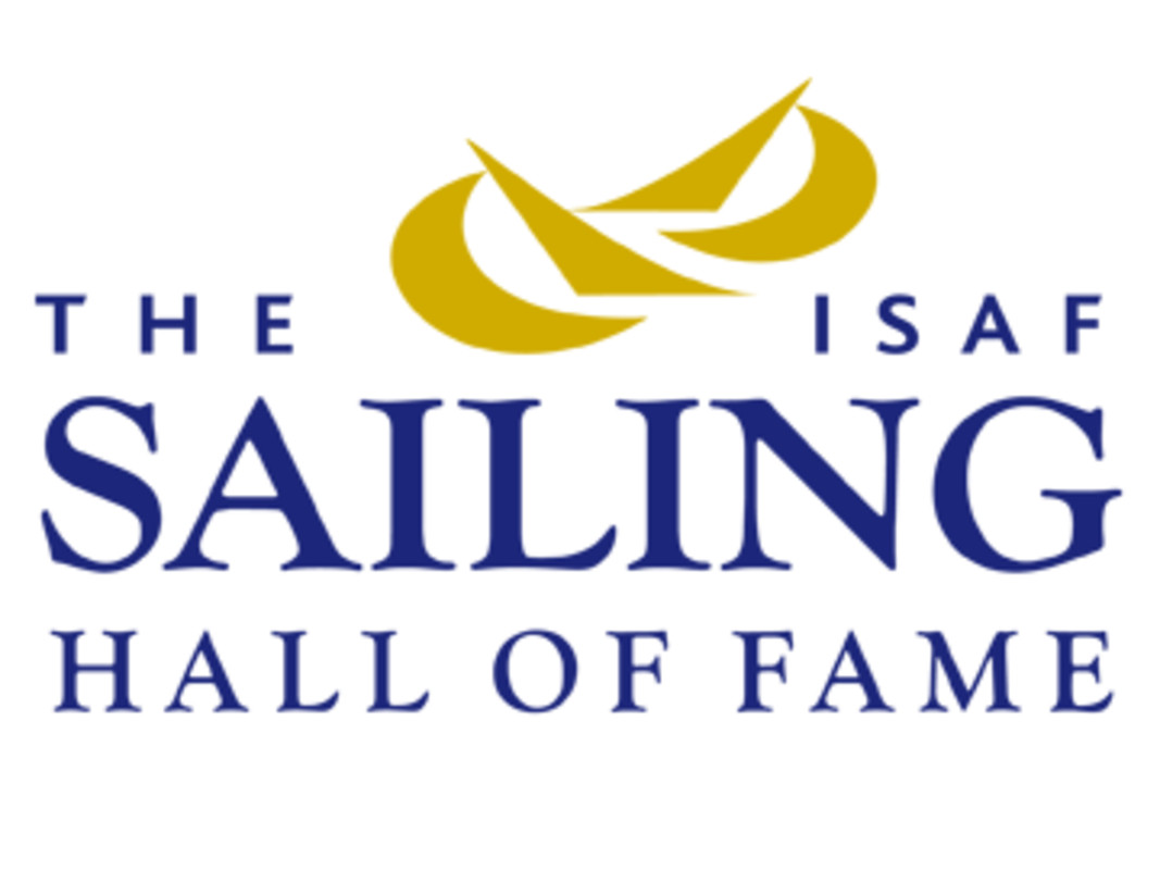 The ISAF Sailing Hall Of Fame logo
