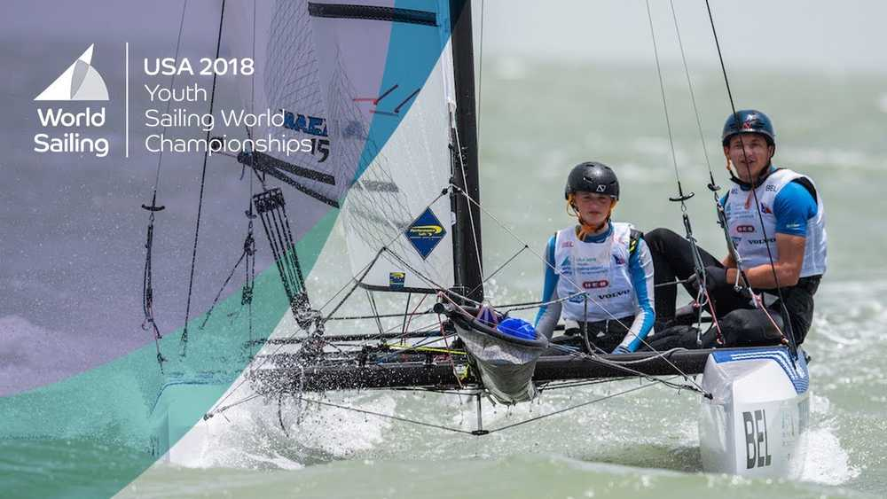Youth Worlds: Day 1 | Corpus Christi, Texas