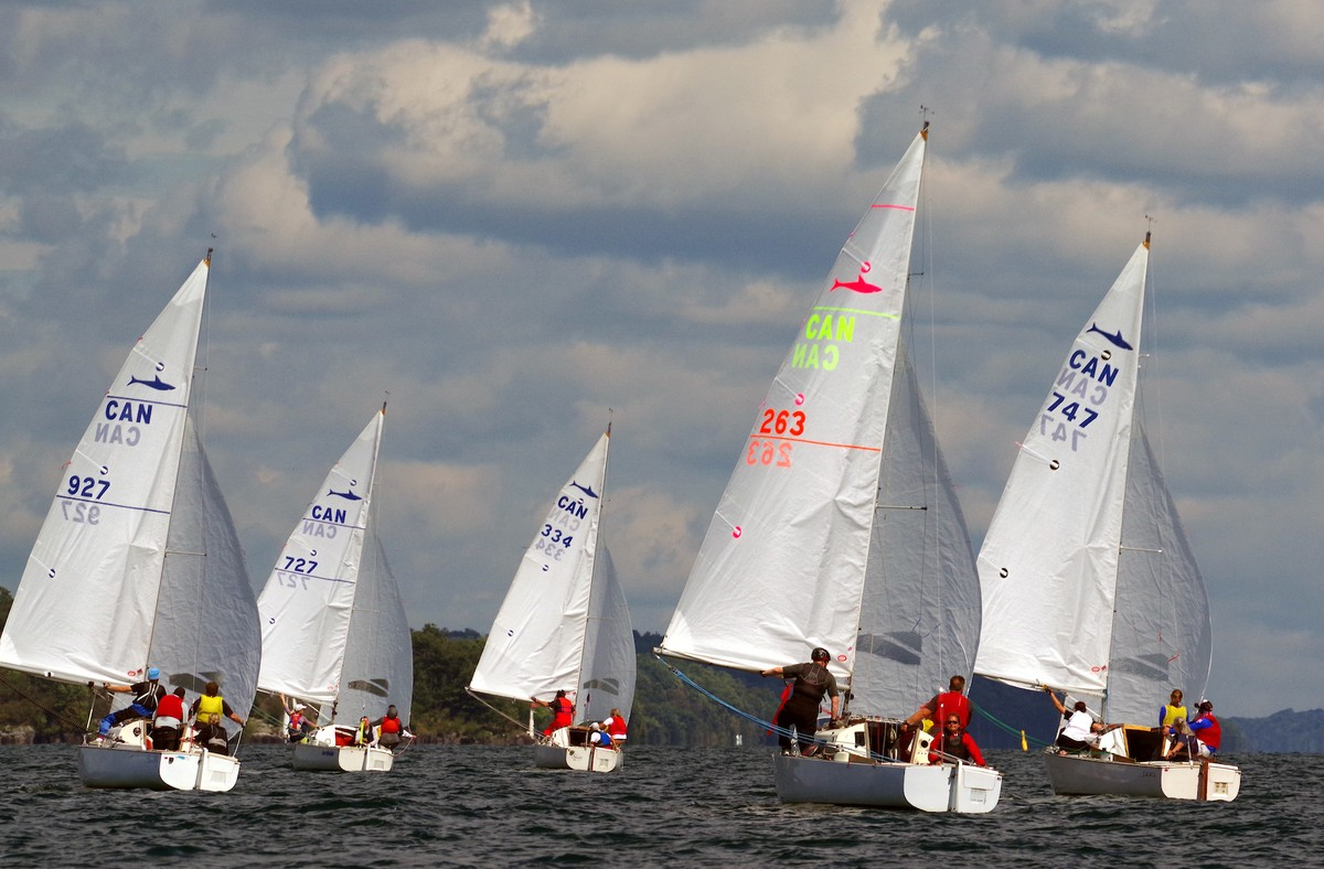 Blind Fleet Racing fleet