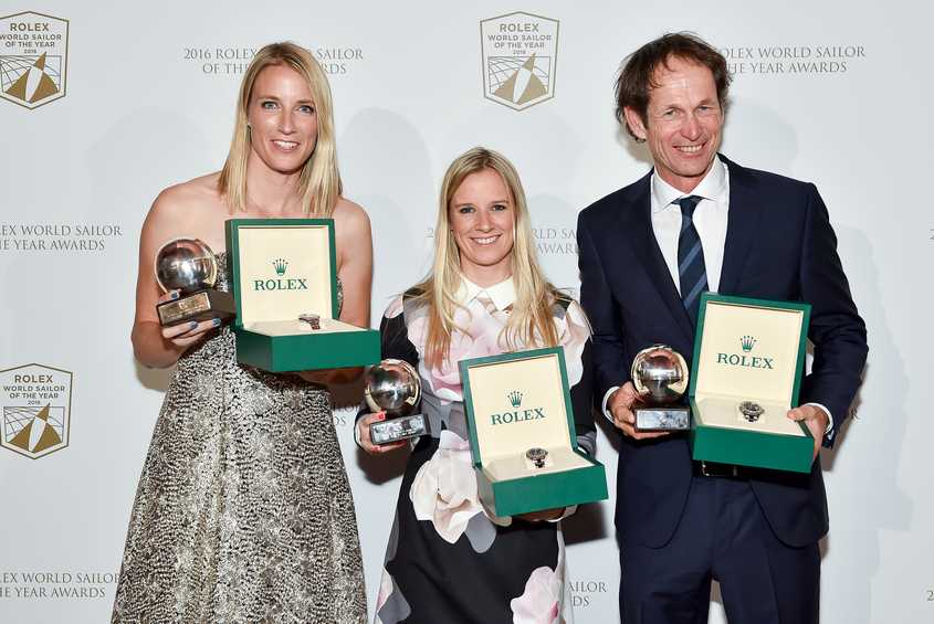 2016 Rolex World Sailors of the Year Announced