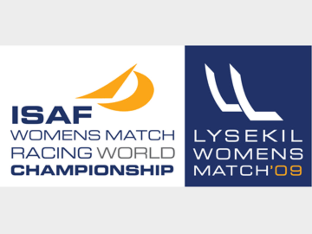 The 2009 ISAF Women's Match Racing World Championship logo
