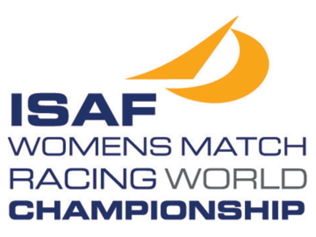 ISAF Women's Match Racing Worlds logo
