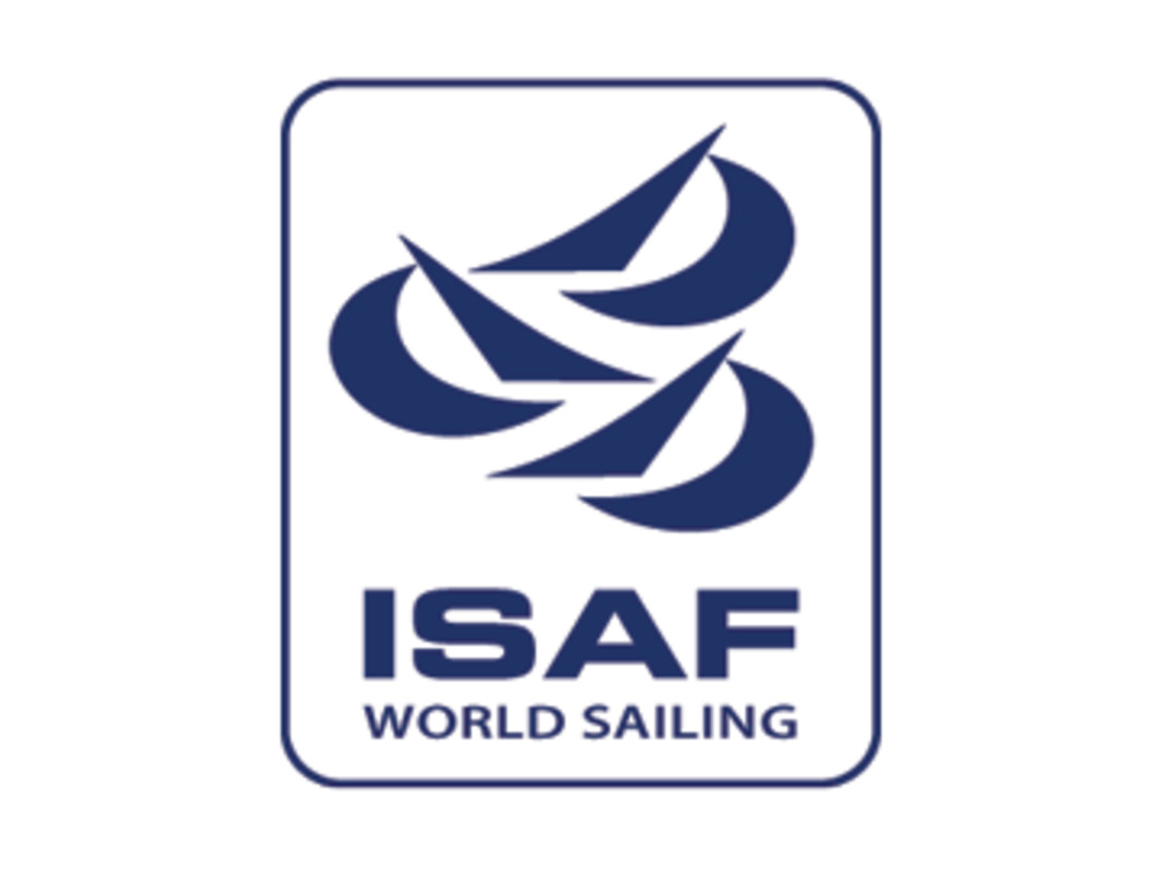 The ISAF logo