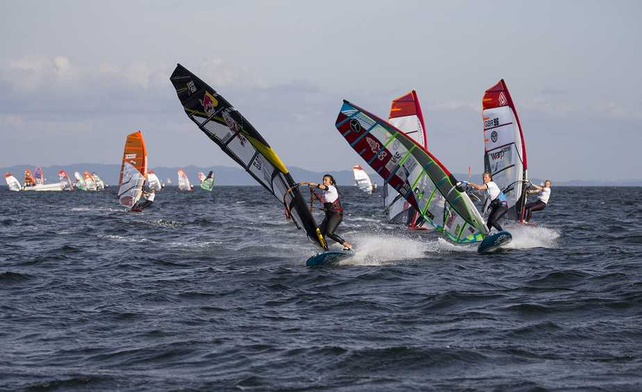 Fly! ANA Yokosuka PWA World Cup - Day 2