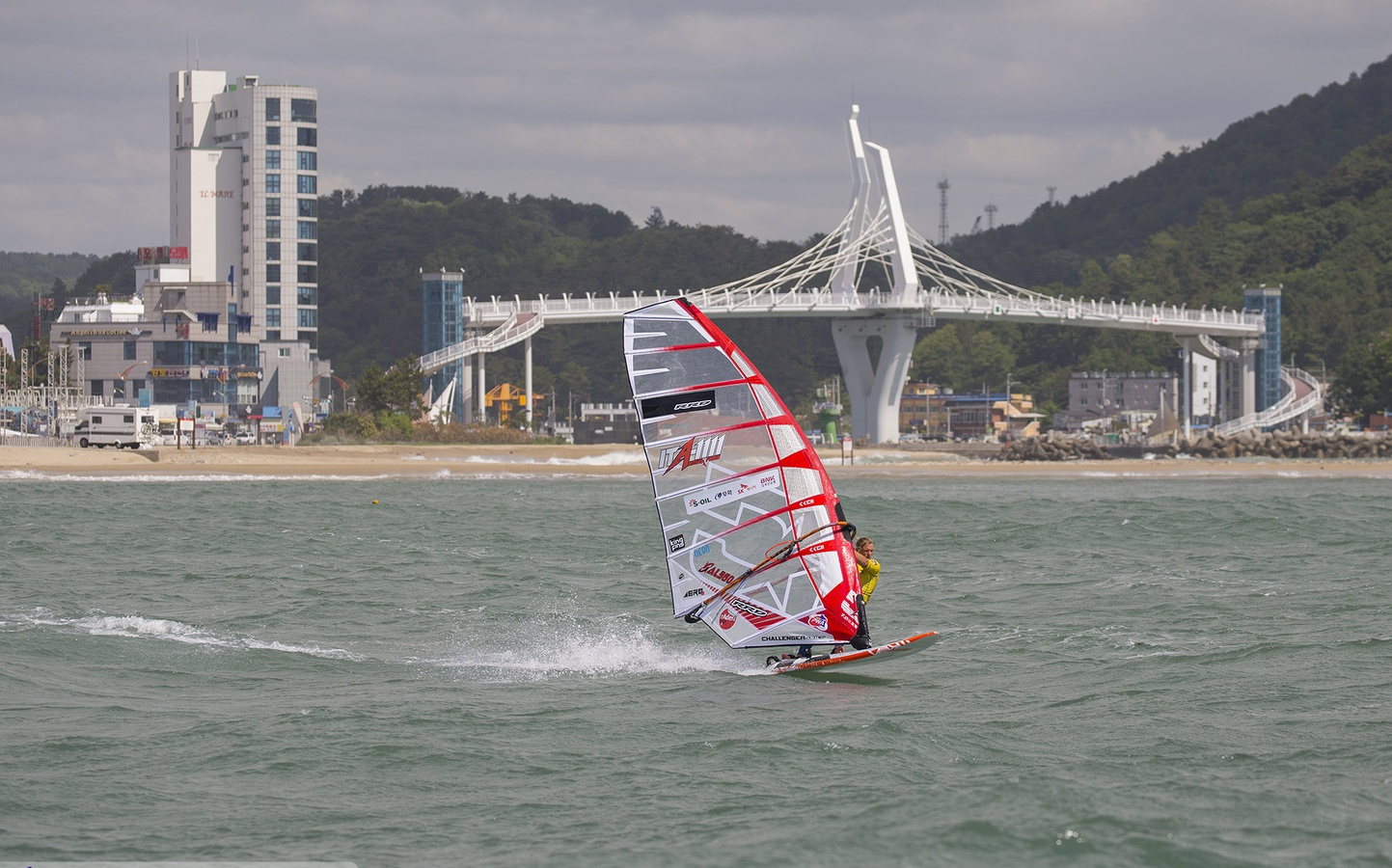 Catchup with Italy's Matteo Iachino and Andrea Ferin After A Close Call For Foiling