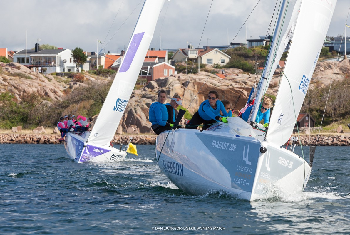 Women's International Match Racing Series