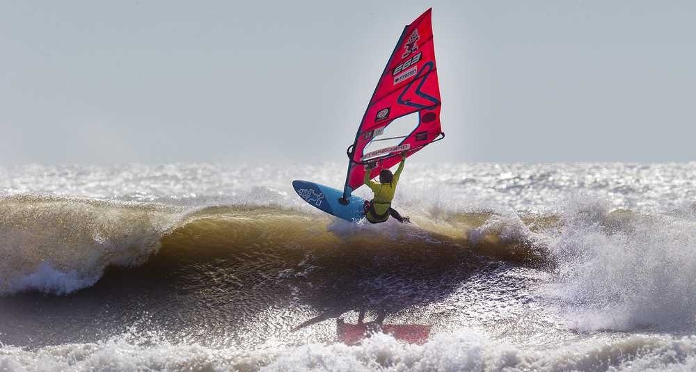 Iballa Moreno Crowned Champion of the First Ever PWA World Cup in Morocco After Windless Final Day