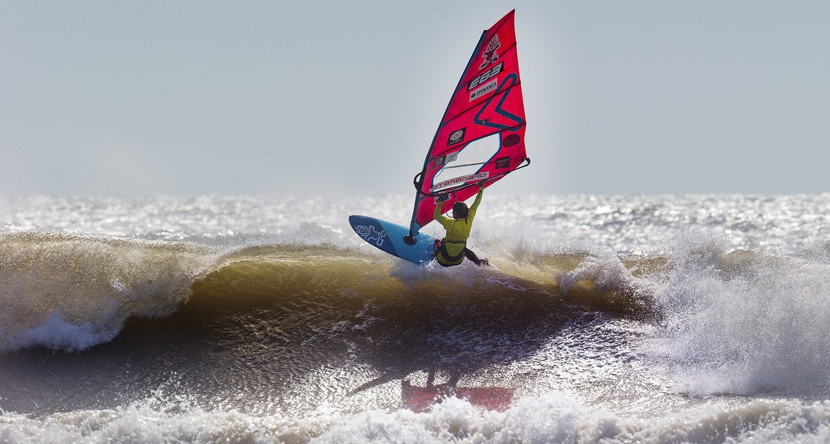Iballa Moreno Crowned Champion of the First Ever PWA World Cup in Morocco After Windless Final Day?