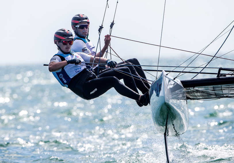 World Sailing and Musto forge a partnership to benefit the global sailing community