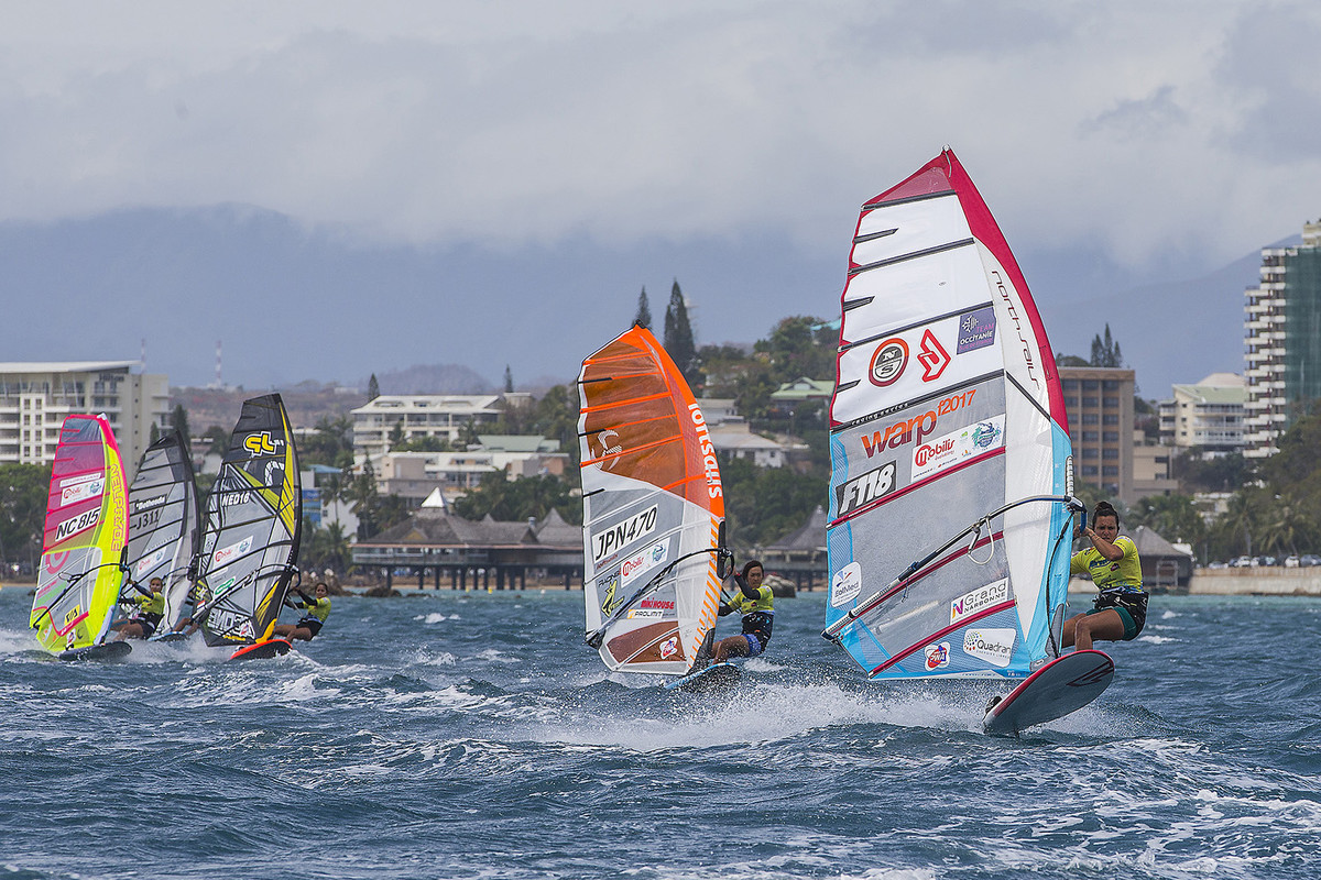 Cousin Questel in cruise control, while Men's Slalom heads for 3-Man final day showdown?