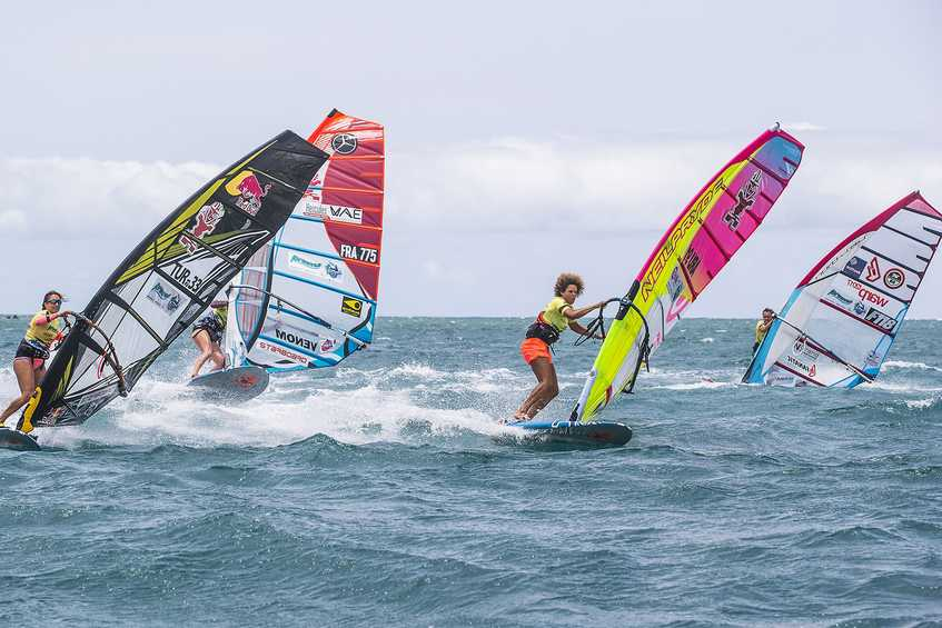 PWA Worlds - Day 2 of Airwaves Noumea Dream Cup