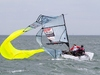 Collisions and Broken Masts in Wild Williamstown Wind