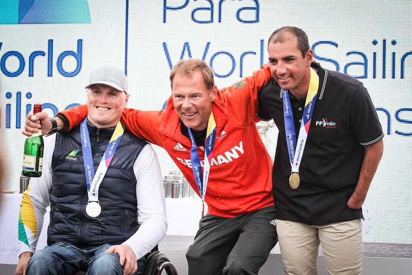 2018 Para World Sailing Championships Notice of Race released