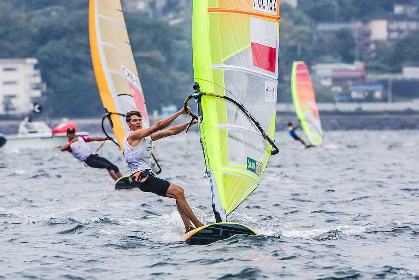 First set of sailors book Medal Race places at World Cup Series