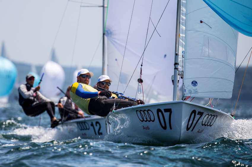 Sweden secures Men's European Championship title as Medal Race top ten decided