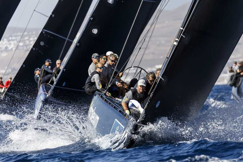 RC44s hit the ground running in 2018
