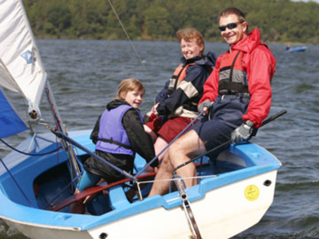 Rockley Watersports Family Learning Courses