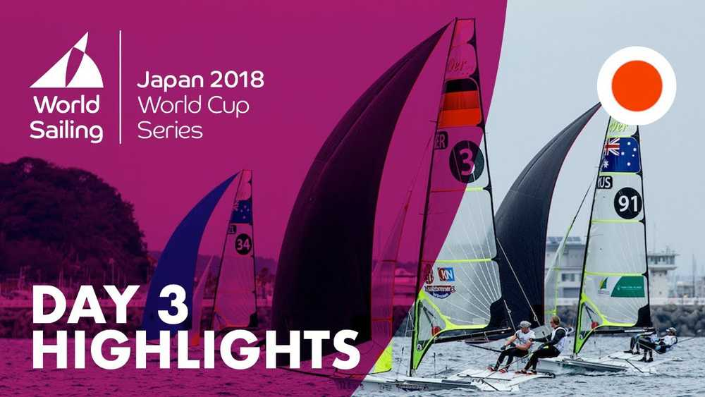 Day 3 Highlights | World Cup Series: Enoshima, Japan 2018