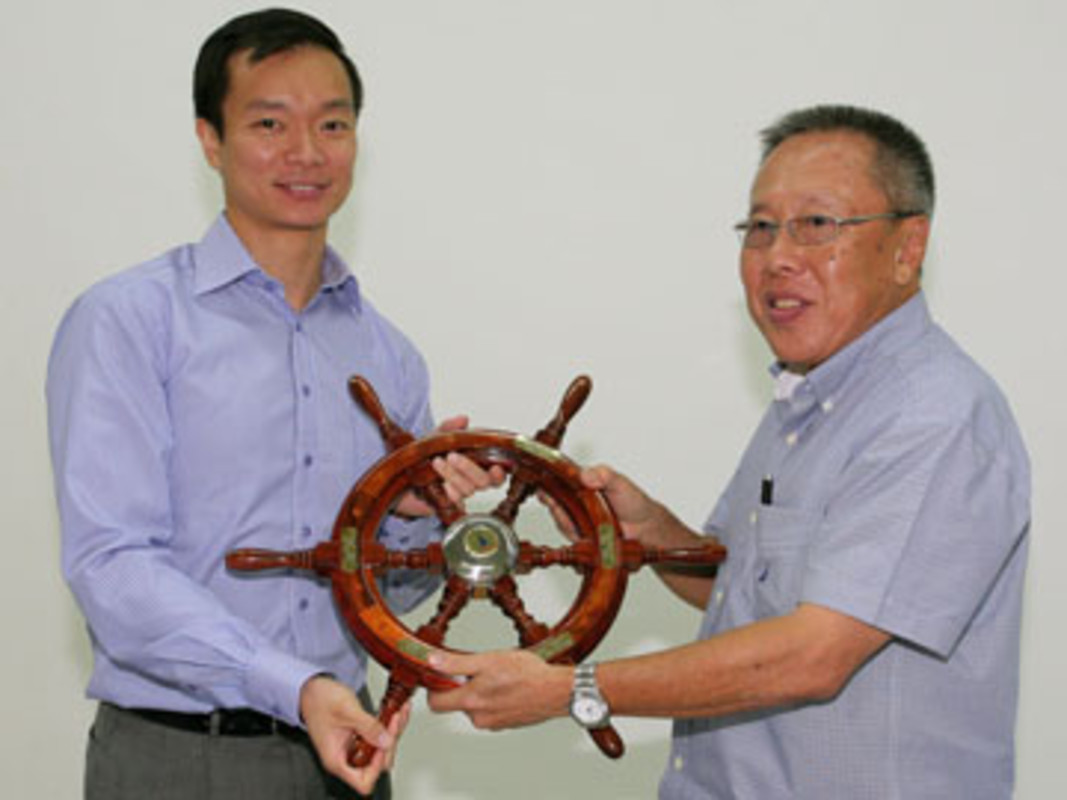 Singapore Sailings New Committee