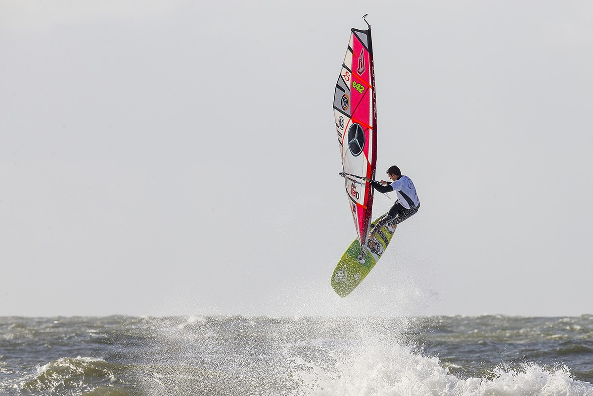 Köster crowned World Champion for fourth time - PWA Grand Slam