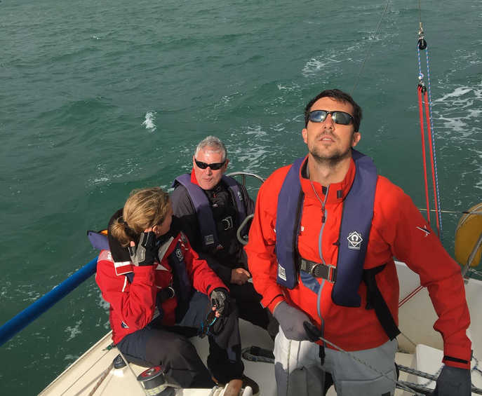 Scott Over appointed World Sailing Commercial Director