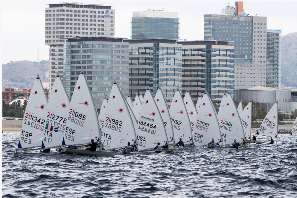 Ton?i Stipanovi? leads on day two of Laser Standard