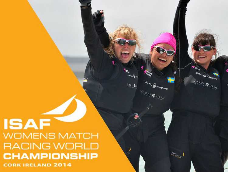 2014 ISAF Women's Match Race Worlds - Day 5 Highlights