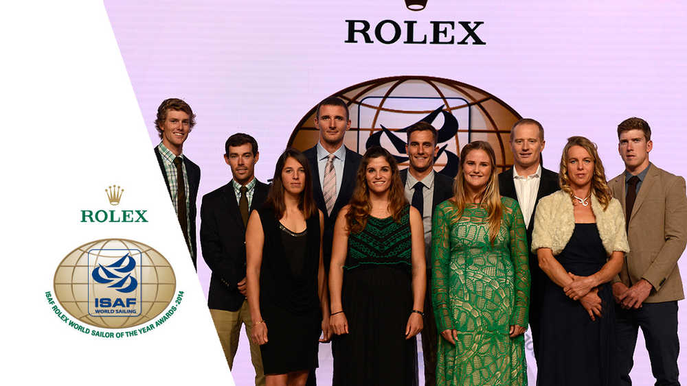 ISAF Rolex World Sailor of the Year Awards Highlights