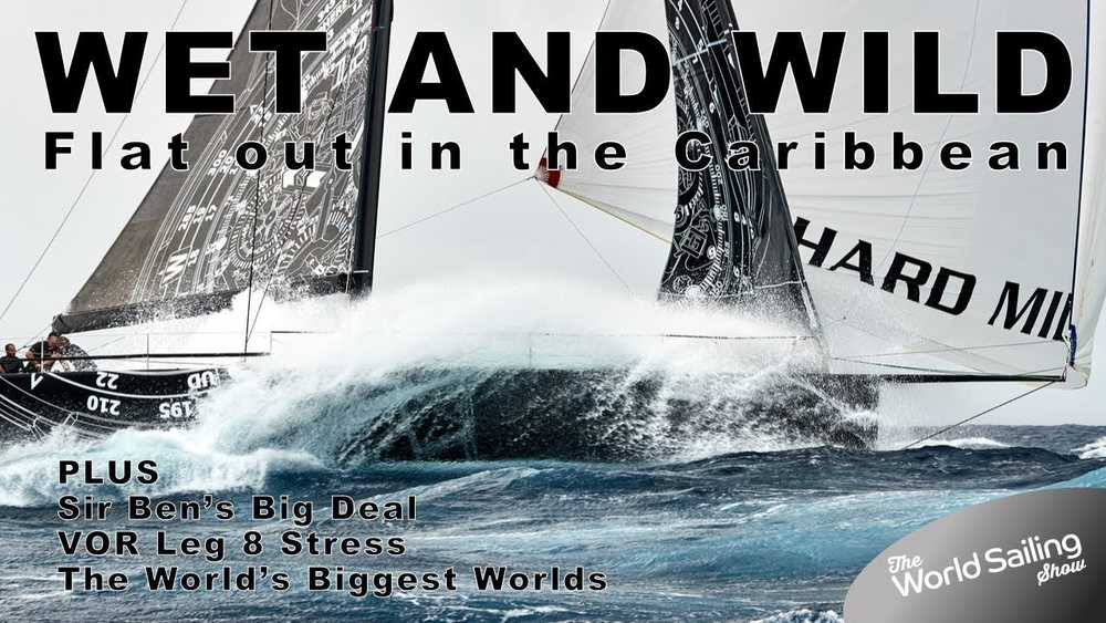 The World Sailing Show - June 2018