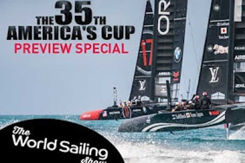 The World Sailing Show - June 2017