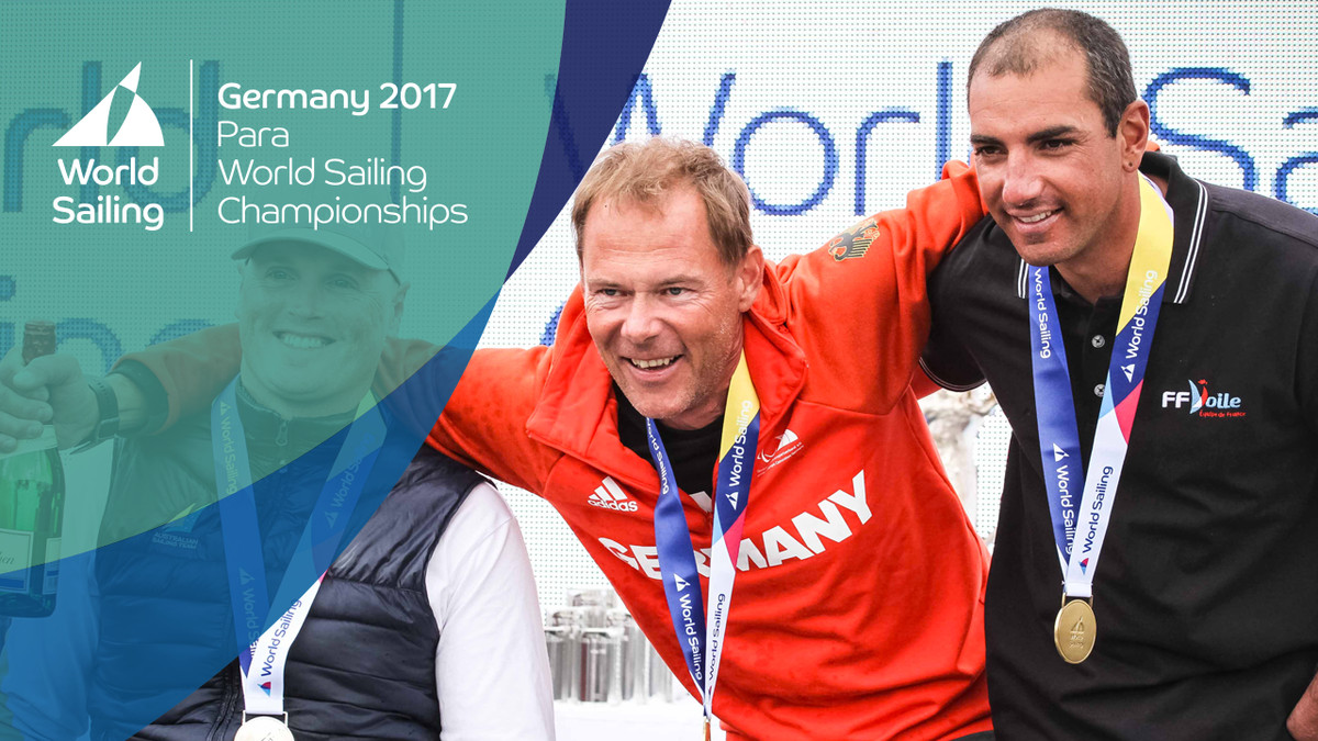 Final Day Highlights Para Worlds Kiel 2017